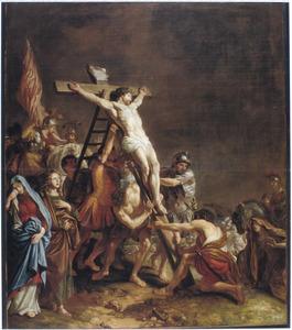 Oprichting van het kruis