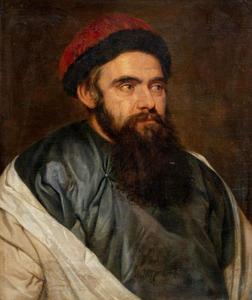 Portret van Martino Martini (1614-1661), Jezuïtische missionaris in China