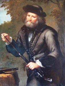 Portret van Per Andersson Frestare (1642-1716)