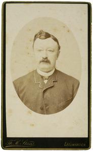 Portret van Simon van Hulst (1836-1898)