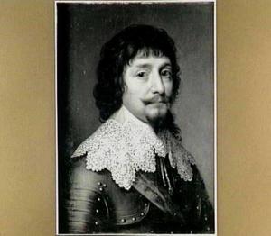 Portret van Frederik V van de Palts