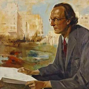 Portret van Willem Gerrit Witteveen (1891-1979)