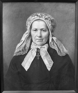 Portret van Maria Josepha Stienen (1786-1865)