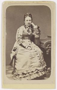 Portret van Petronella Helena Cornelia Salverda (1835-1919)