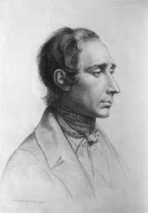 Portret van Joannes Theodorus Hubertus Weustenraad (1805-1849)