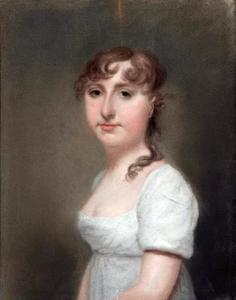 Portret van Maria Catharina van Wickevoort Crommelin (1791-1812)