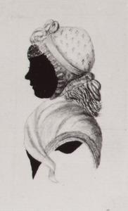 Portret van een vrouw, mogelijk Willemina van Naerssen (1780-1804)