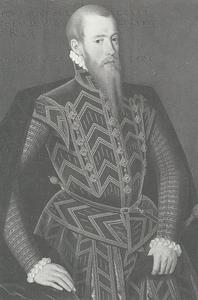 Portret van Erik XIV van Zweden op 28-jarige leeftijd (1533-1577)
