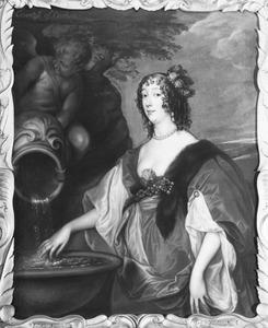 Portret van Lucy Hay, Countess of Carlisle (1599–1660)