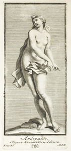 Andromeda (zonder ketens) (pl. LXV)