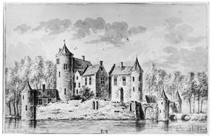 Kasteel Vreeland bij Loenen