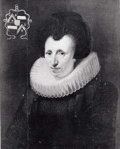 Portret van mogelijk Catharina de Pottere