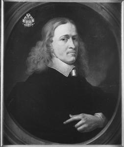 Portret van Jan Swaen (1615-?)