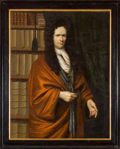 Portret van Cornelis van Eck (1662-1732)