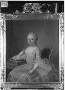 Portret van Magdalena Cornelia Buck ( -1803)