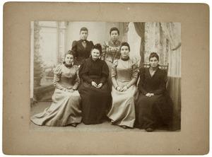 Portret van familie Reijckers