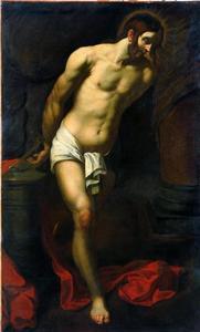 Christus aan de martelpaal