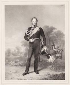 Portret van Friedrich Wilhelm IV van Pruisen (1795-1861)
