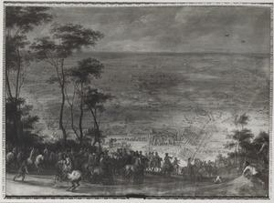 Inname van Ieper, 1649