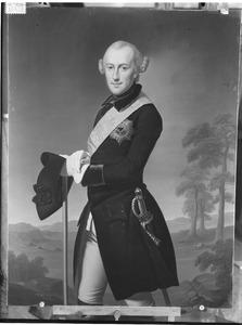Portret van Karl Wilhelm Ferdinand van Brunswijk-Wolfenbuttel (1735-1806)