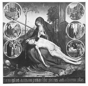 Maria van de Zeven Smarten