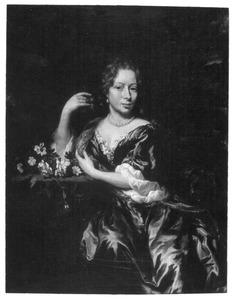 Portret van Maria Steengracht (1658-1683)