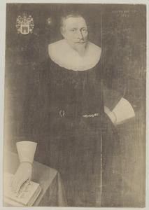 Portret van Isaac van den Bergh (1595-1665)