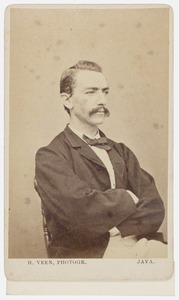 Portret van Frederik Carel August Wijnaendts (1843-1874)