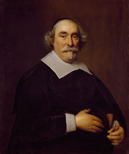 Portret van Jan Cornelisz. Geelvinck (1579-1651)