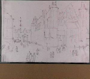 Den Haag, de Ridderzaal op het Binnenhof