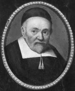 Portret van Cornelis Abrahamsz. Graswinckel (1582-1664)