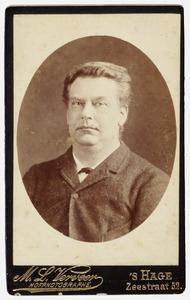 Portret van Gerrit van Iterson (1844-1918)