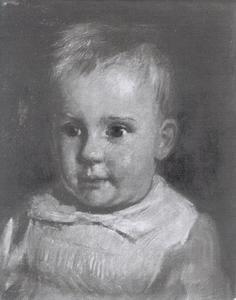 Kinderportretje Wim
