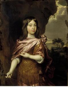 Portret van Wolphart van Brederode (1649-1679)