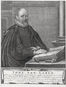 Portret van Joos van Laren (1586-1653)