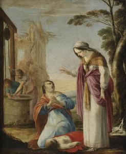 Het mirakel van de Heilige Elisabeth van Hongarije