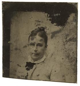 Portret van Jacqueline Clotilde Levoir (ca.1832-1909)