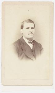 Portret van Pieter Cornelis Kool (1842-1920)