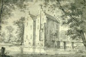 Kasteel Zuilenburg in Overlangbroek (Wijk bij Duurstede)