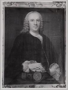 Portret van Pieter Steyn (1706-1772)