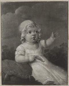 Portret van Jhr. Arnout Jean Bernard van der Wijck (1803-1853)