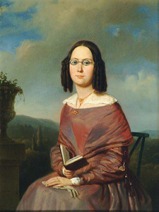 Portret van Elisabeth Catharina Henriette Dirks (1818- )