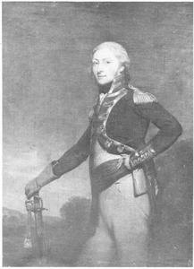 Portret van Marinus Adriaan Perpetuus Smissaert (1773-1819)