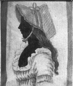 De moeder van M.L. de Pinto