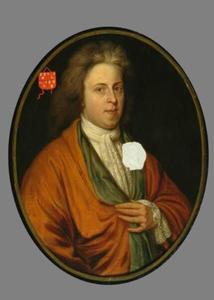 Portret van Adriaan Gerrit Doublet