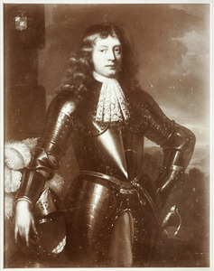Portret van een man uit de familie Van Beyeren van Schagen