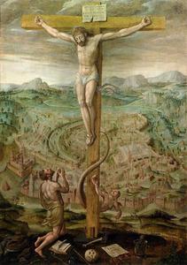 Allegorie van de zonde en verlossing