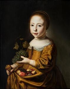 Rebecca Spiegel (1625-1651) als de Smaak