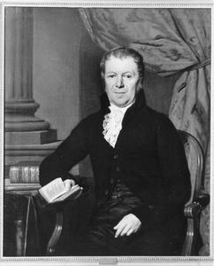 Portret van Daam Fockema (1771-1855)