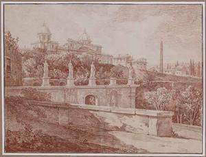 Rome, de Esquilijn en Santa Maria Maggiore